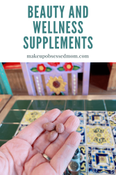 beauty and wellness supplements