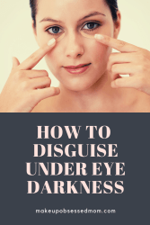 how to correct under eye circles