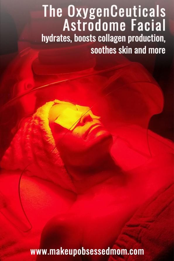 The OxygenCeuticals Astrodome Facial