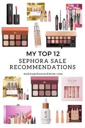 Sephora recommendations