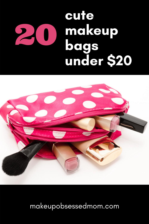 20 Cute Makeup Bags Under $20
