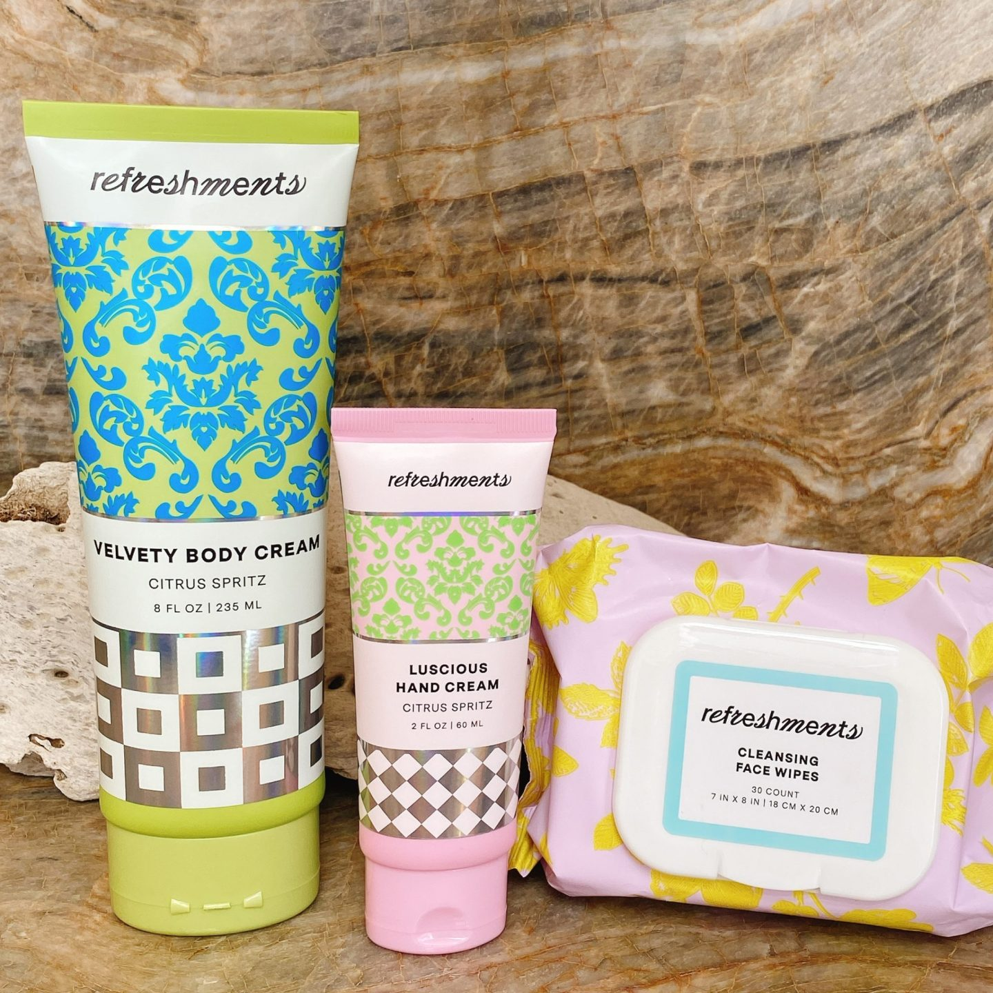Refreshments skincare by IPSY