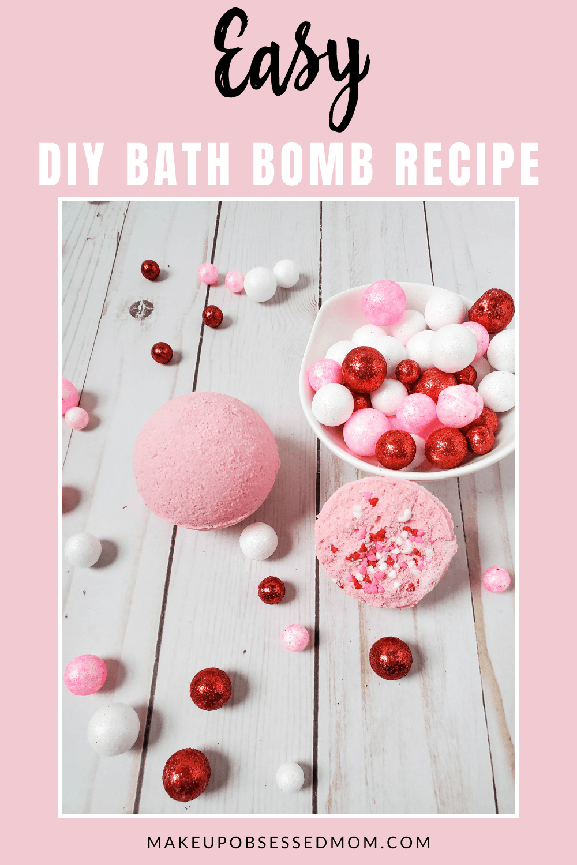 DIY Bath Bomb Recipe
