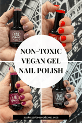 non-toxic vegan gel polish