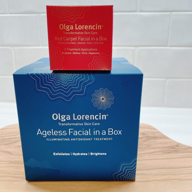 Olga Lorencin skincare kits