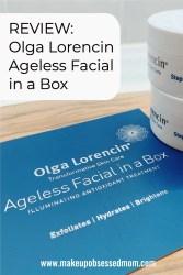 Olga Lorencin Ageless Facial