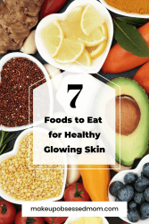 foods for healthy youthful skin