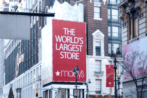 Macy's sale