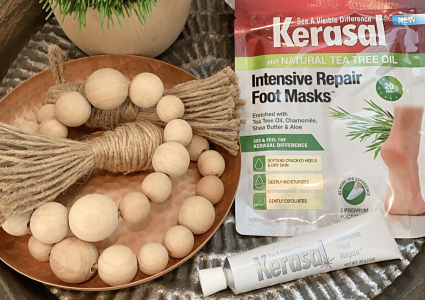 Kerasal intense repair products review