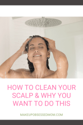 clean your scalp