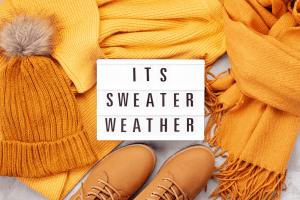 favorite Fall sweaters