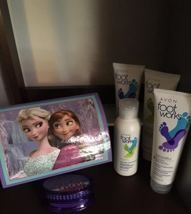 AVON FROZEN JEWELRY BOX REVIEW