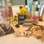 Avon Products Displayed In My Home Office