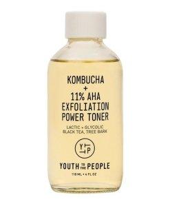 Youth to the people Kombucha + 11% AHA Exfoliation power toner 30ML in pakistan Youth to the people Kombucha + 11% AHA Exfoliation power toner 30ML