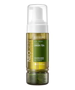 Real Fresh Foam Green Tea