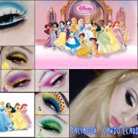 แต่งหน้า Disney Princess Inspiration