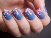 pretty in pink nail art ideas
