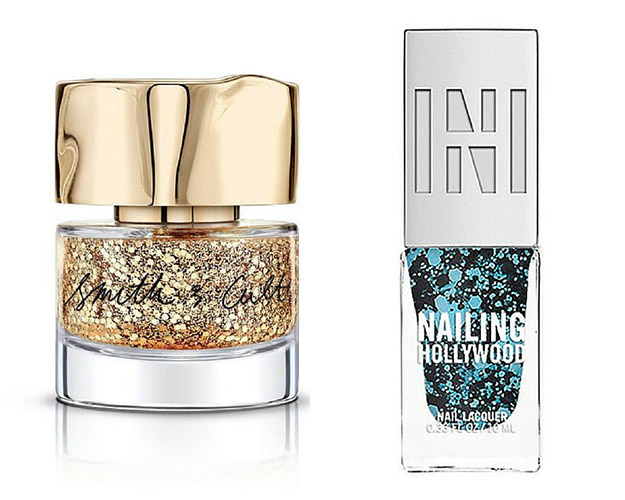 Glittery Top Coats 7 Trending Nail Polish Colors For Spring 2016 Check It Out