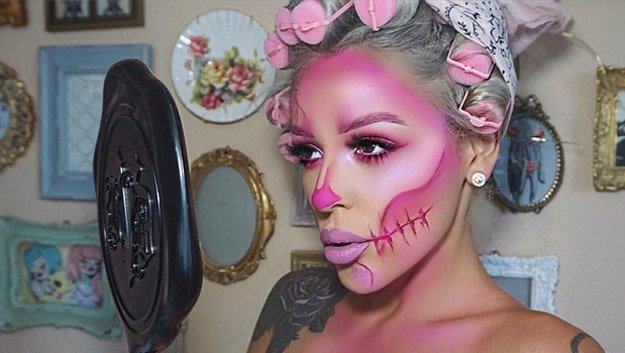 Glamour Ghoul | Spooky Skeleton Makeup Ideas You Should Wear This Halloween