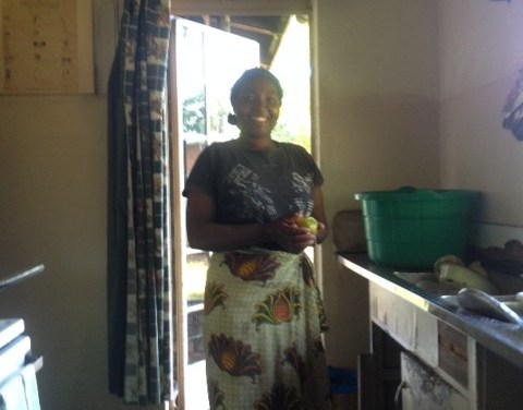 A woman's experience as a domestic worker: Loreen Kawonga's Narrative
