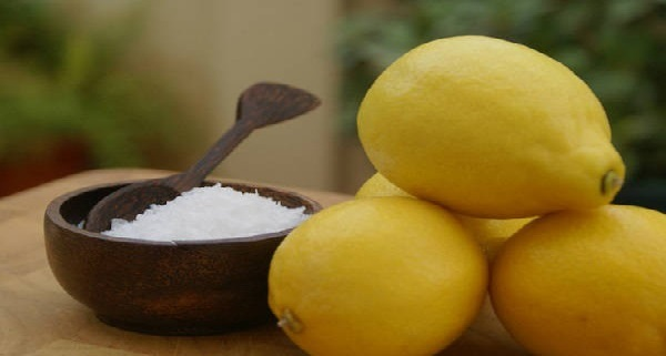 Natural Cure For Headache Salty Lemonade