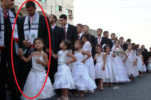 This 8-Year-Old Bride Died On Her Wedding Night. When You See Why, You'll Be Sick