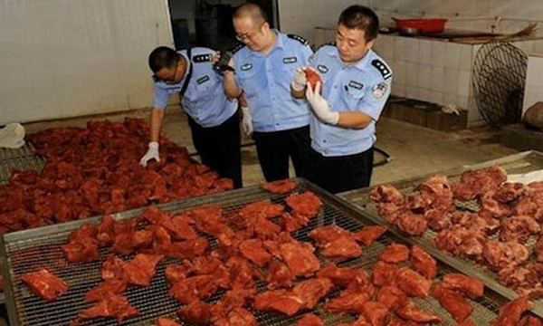 China Market Scandal China Sells Human Flesh As Beef