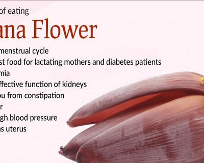 Incredibly Good Health Benefits Of Banana Flower