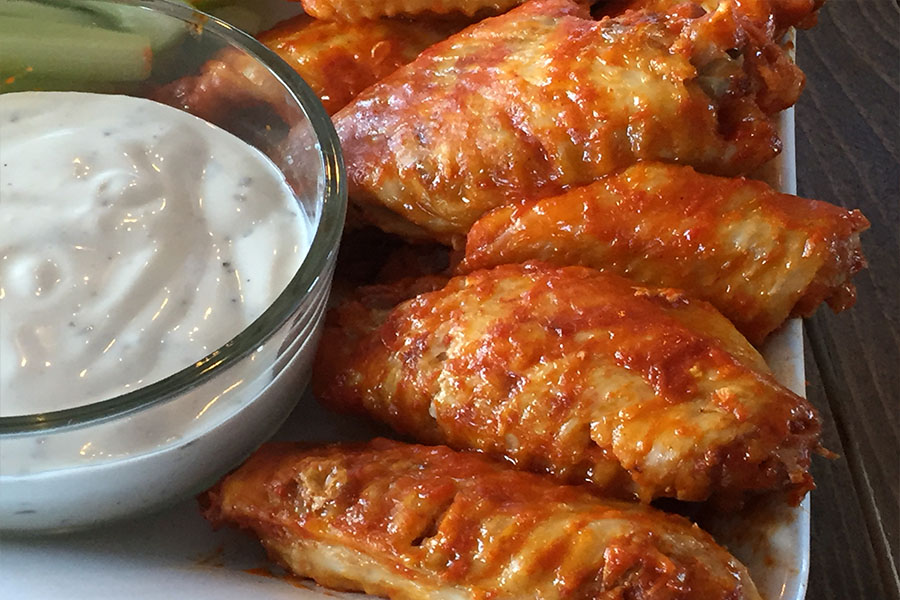 Instant Pot Chicken Wings Made From Fresh Or Frozen