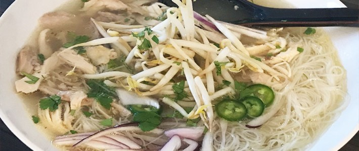 Instant Pot Chicken Pho – A Classic Vietnamese Recipe