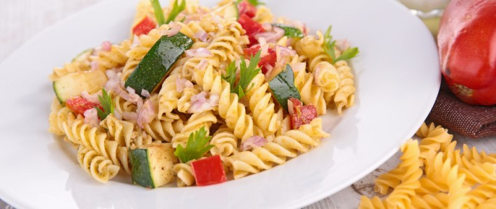 Zesty Italian Pasta Salad – A Quick, Easy and Refreshing Side Dish