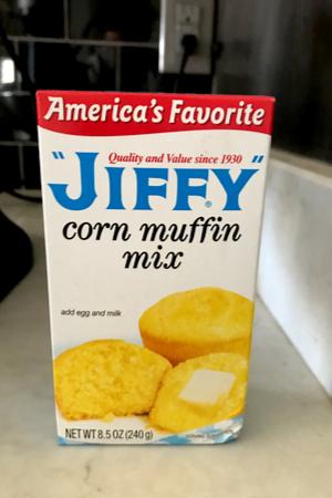 instant pot corn casserole