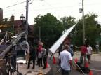 On The Set #5