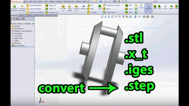 Freelancing for Mechanical file conversion