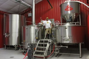 Brad and Brewery