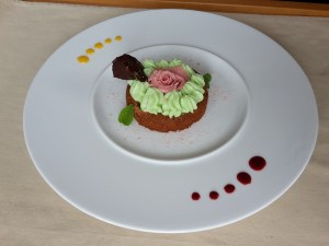 Delicious Pistachio Dessert