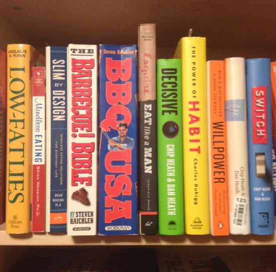 My favorite books for success