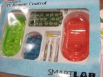 Smart lab – solder free remote control kit for kids (and more)