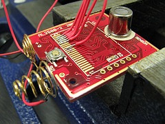 Arduino breathalyzer controls video game