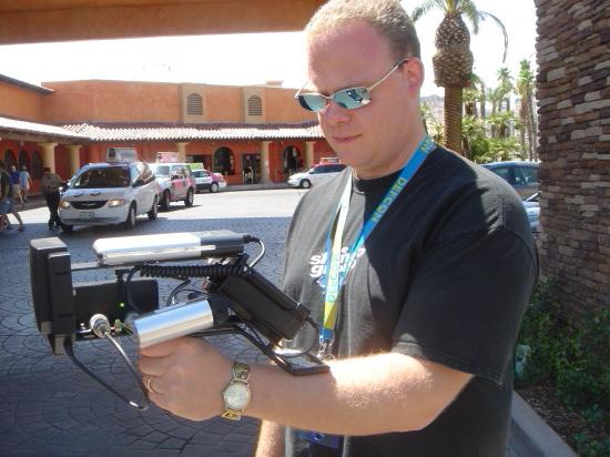 @ DEFCON – The shmoo bloodhound Wi-Fi gun