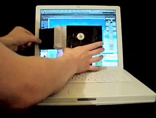 The Polarized Polaroid Camera