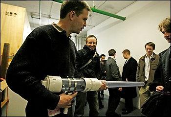 Mags, Websites, Fairs Tap Tech DIY Boom @ Washington Post