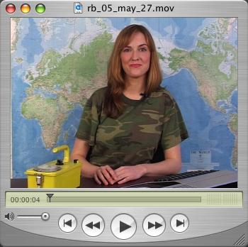 MAKE AUDIO SHOW: DIY News RocketBoom!