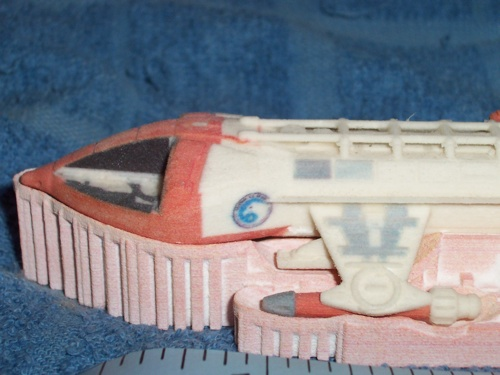 Sci-Fi objects and more made with a Spectrum Z510 3D printer (photo gallery)