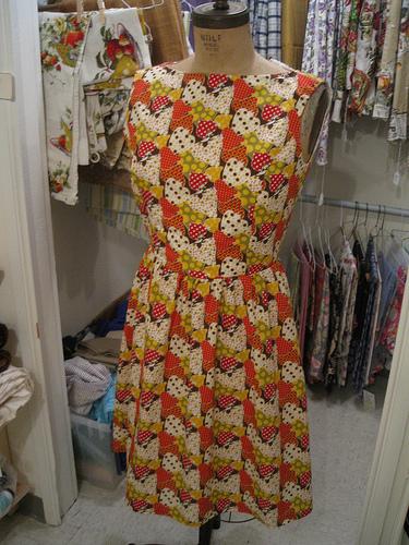 Stephanie's First Dress