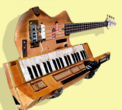 The Swiss Army Bass