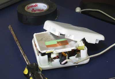 Fix your sparking Powerbook adaptor