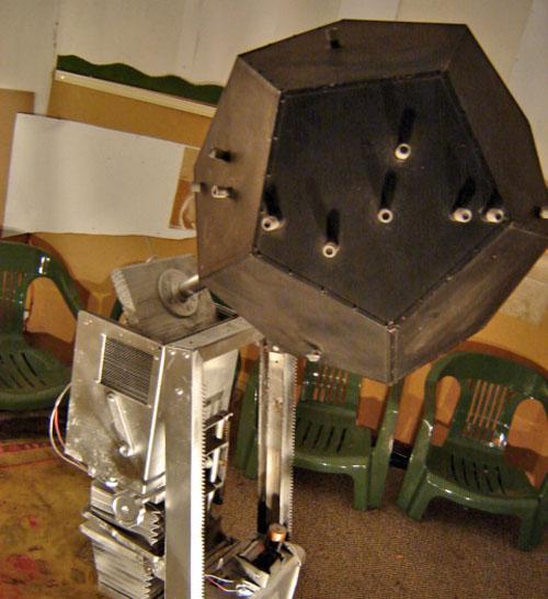 DIY planetarium projectors & museum