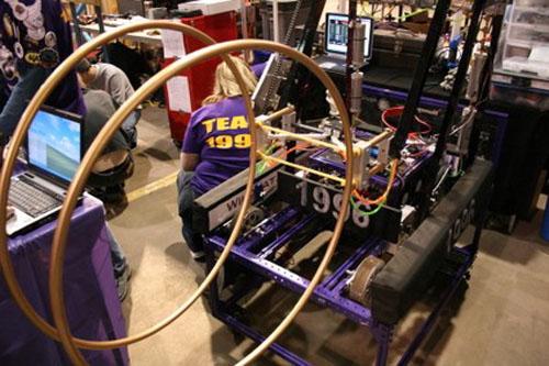 FIRST robotics regional, Kansas City