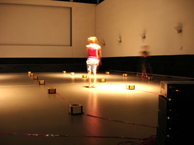 Recomputing Space adds movement and location to experiencing sound